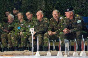 De Kruif met Duitse generaals bezoek Decisive Taurus_Noventas by MinDef
