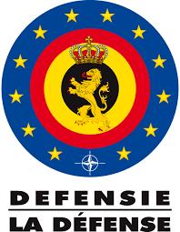 belgische defensie logo