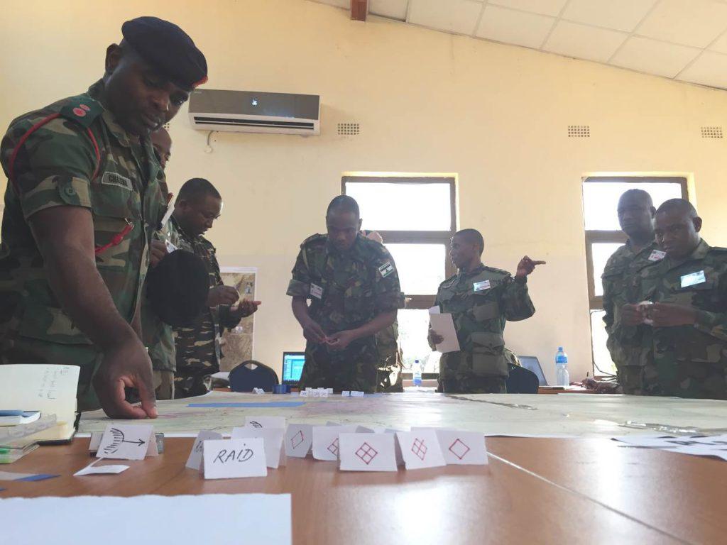 Afrikaanse deelnemers aan de oefening Southern Accord_Noventas by MinDef