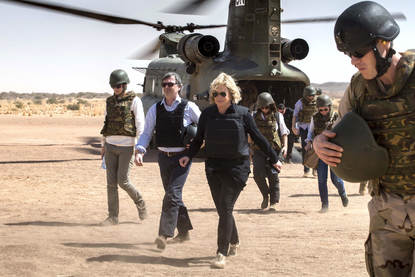 hennis in Mali_Noventas by MinDef