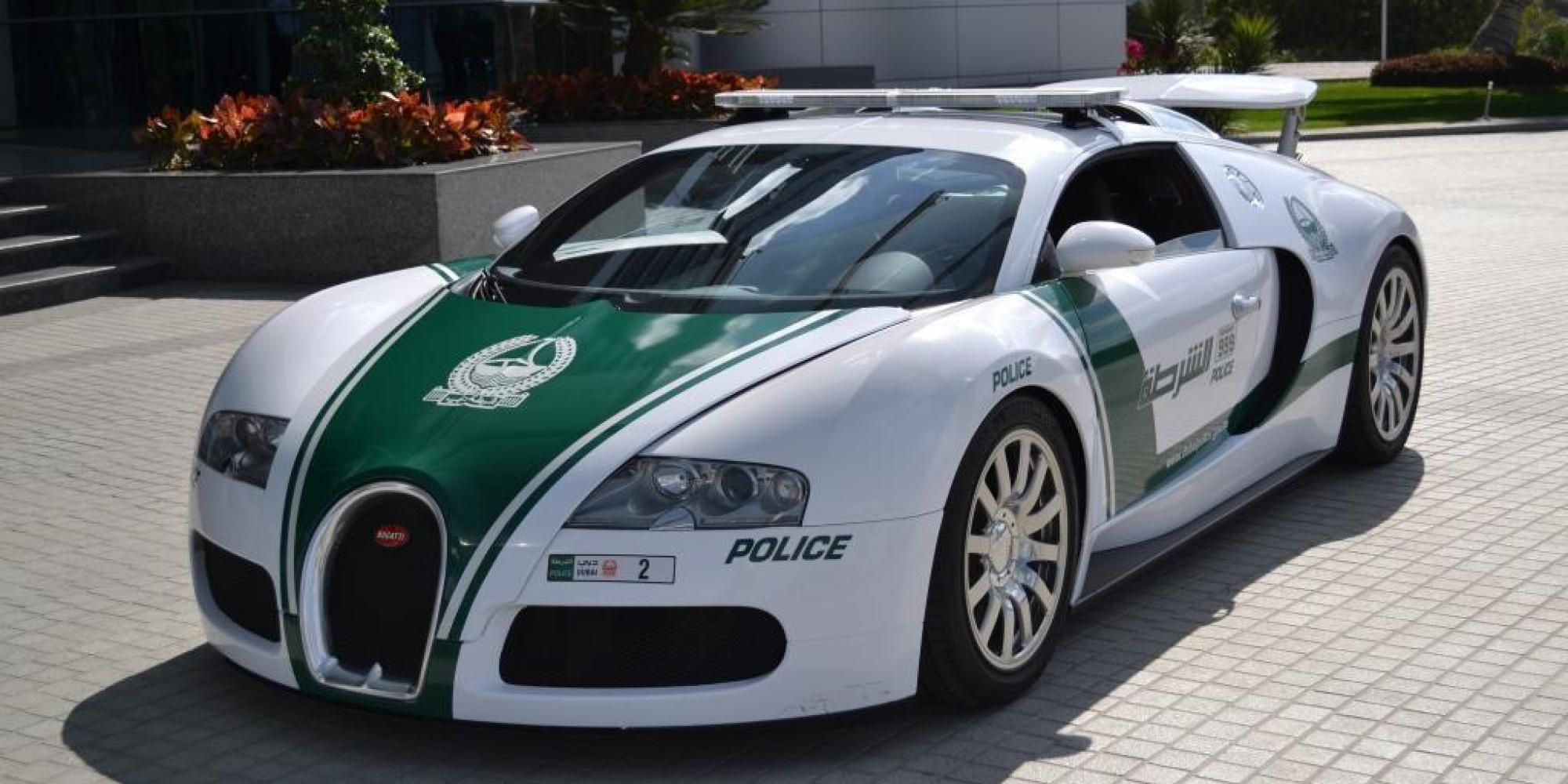 سيارات شرطة دبي أغلي سيارات في العالم2019