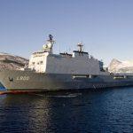 LPD, Amfibische Transportschepen