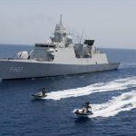 LCF. Luchtverdediging en commando Fregatten