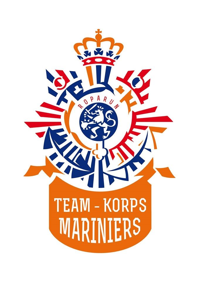 logo team korps mariniers