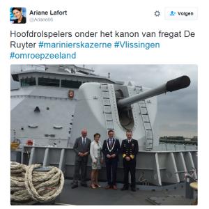 ondertekening grond bouw marinerskazerne2_Noventa by Twitter omroep zeeland